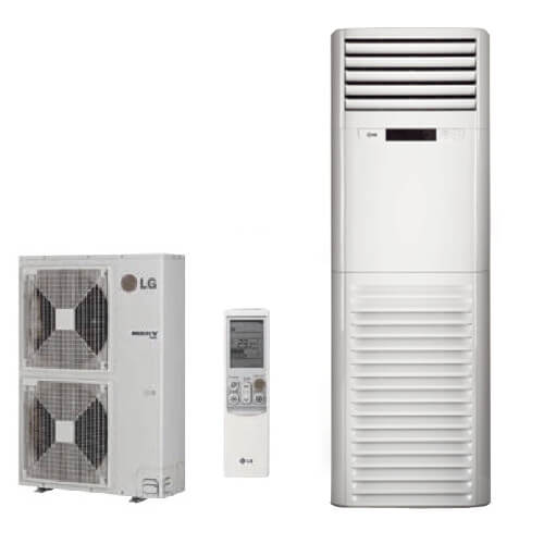 Lg Heating And Cooling Wall Units : Lf hv lg btu ductless single zone