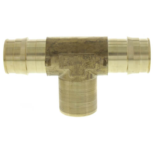 """1"""" ProPEX x 1"""" ProPEX x 1/2"""" FNPT LF Fire Sprinkler Adapter Tee Product Image"""