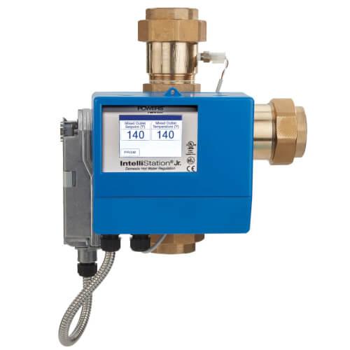 "3/4"" Inlet IntelliStation Jr. Digital Water Mixing Valve  Product Image"