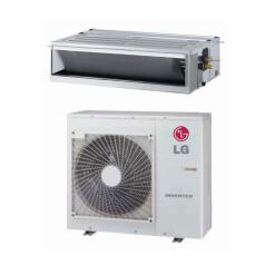 24,000 BTU 17 SEER High Static Ducted Single Zone Heat Pump (Bundle) Product Image