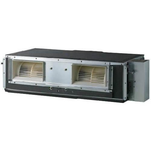 36,000 BTU 17.6 SEER Mini Split System Concealed Duct Heat Pump (Indoor) Product Image