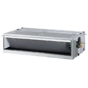 42,000 BTU 19.0 SEER Mini Split System Concealed Duct Heat Pump (Indoor) Product Image