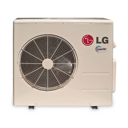 18,000 BTU Ductless Multi-Split Air Cond/Heat Pump - Outdoor Unit Product Image