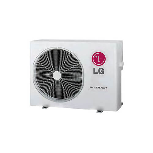20,000 BTU Multi F Inverter Heat Pump - Outdoor Unit Product Image
