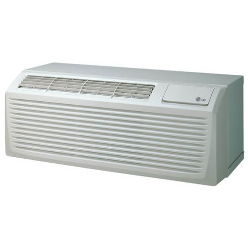 14,400 BTU Heat Pump/Cooling PTAC - 265V, 3.7 KW Product Image