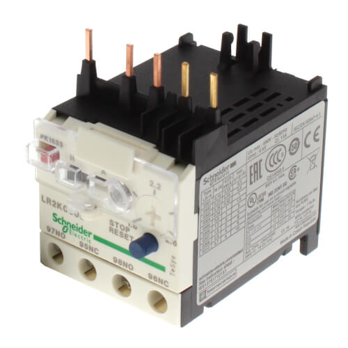 Thermal Overload Relay, Class 10, 1.80 to 2.60A (690V) Product Image