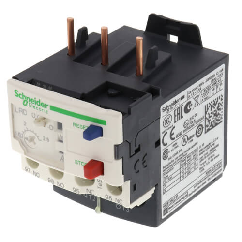 Overload Relay (1.6/2.5A) Product Image
