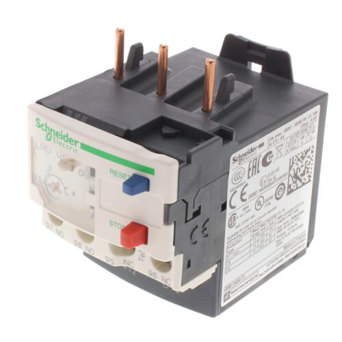 Overload Relay (2.5-4A) Product Image