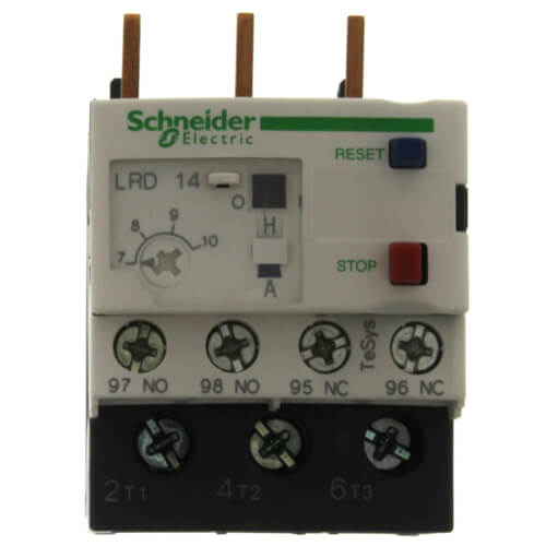 Thermal Overload Relay, Class 10, 7 to 10A (690V) Product Image