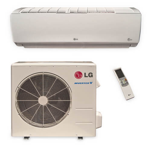 ls121hsv lg ls121hsv 11 200 btu ductless single zone air rh supplyhouse com lg ductless air conditioner manual lg mini split air conditioner installation manual