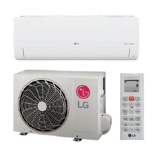 22,000 BTU, Mega Single Zone Inverter Air Conditioner/Heat Pump Package Product Image