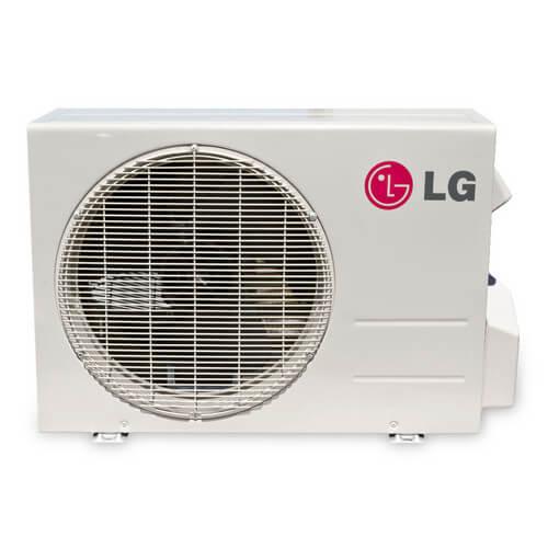lsu093he lg lsu093he 10 500 btu ductless single zone heat pump air conditioner outdoor unit. Black Bedroom Furniture Sets. Home Design Ideas