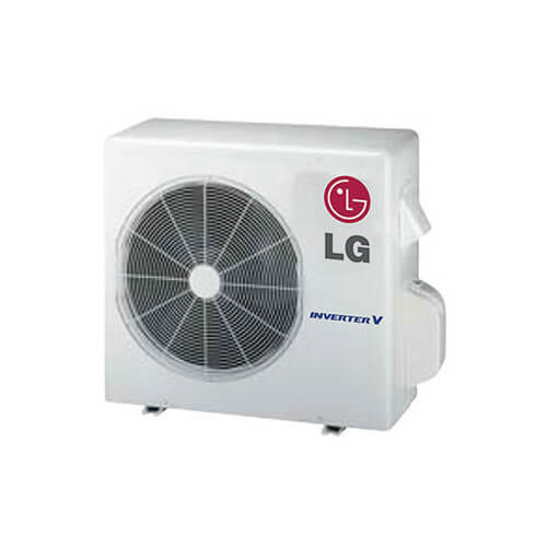 36,000 BTU 16.5 SEER Inverter Heat Pump - Long Piping (Outdoor Unit) Product Image