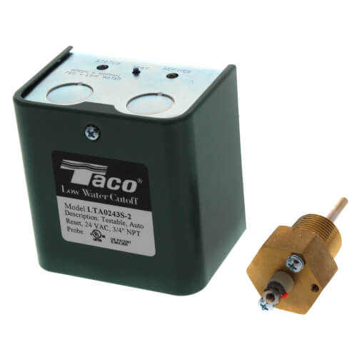 Electronic, (24V) Auto Reset Low Water Cut-Off (Water) Product Image