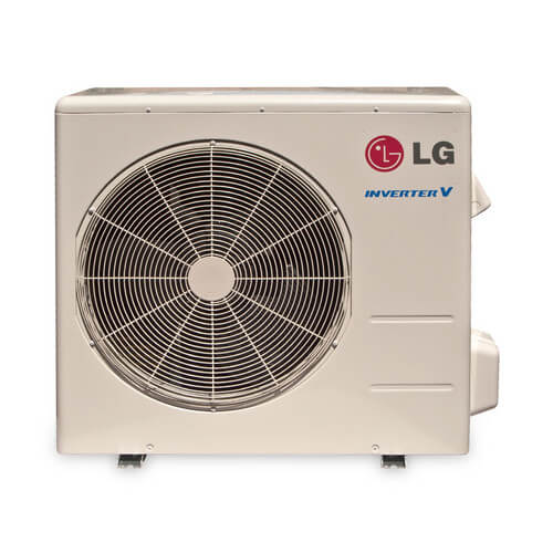 23,000 BTU Ductless Single Zone Inverter Heat Pump & Air Conditioner (Outdoor Unit) Product Image