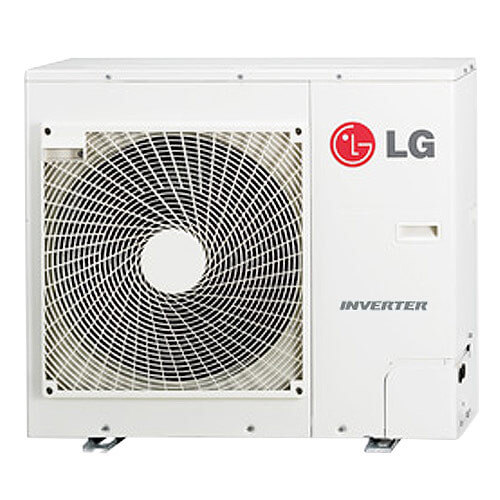 24,000 BTU 17 SEER High Static Ducted Single Zone Heat Pump (Outdoor) Product Image