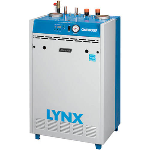 LX-150CB, 116,000 BTU Output Combi Condensing Boiler (Nat Gas) Product Image
