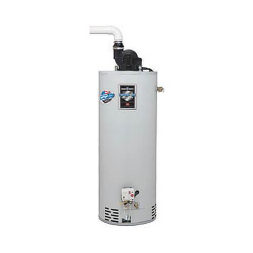 Bradford Water Heater >> 50 Gallon 40 000 Btu Ttw Power Vent Energy Saver Residential Water Heater Nat Gas
