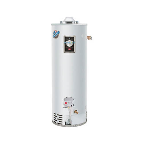 40 Gallon - 38,000 BTU Defender Safety System Extra Recovery Energy Saver Residential Water Heater (LP Gas) Product Image