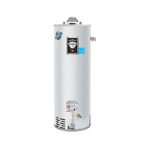 40 Gallon - 38,000 BTU Defender Safety System Energy Star High Efficiency Residential Water Heater (LP Gas) Product Image