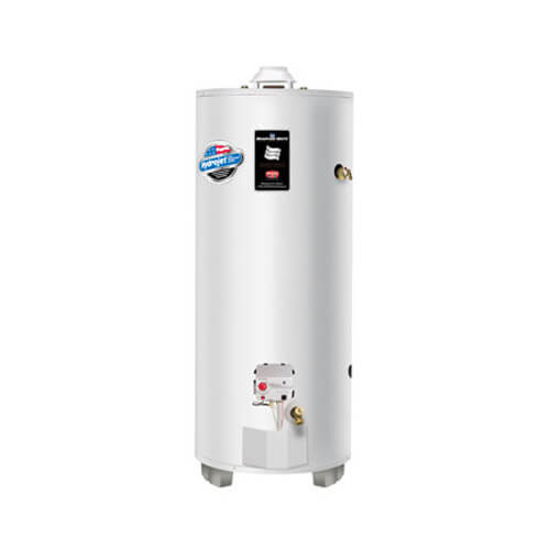 75 Gallon 76 000 Btu High Input Atmospheric Vent Energy Saver Residential Water Heater Nat Gas