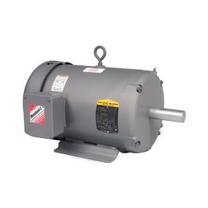 3/4 HP 208/230/460v General Purpose Motor, 1725 RPM, 3 PH, 56, 3420M, TEFC, F1 Product Image