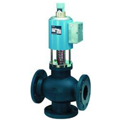 """3"""" PN16 Modulating Control Valve with Magnetic Actuator Product Image"""