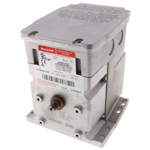 120V Non-Spring Return Foot Mounted Actuator w/ 75 lb-in. Product Image