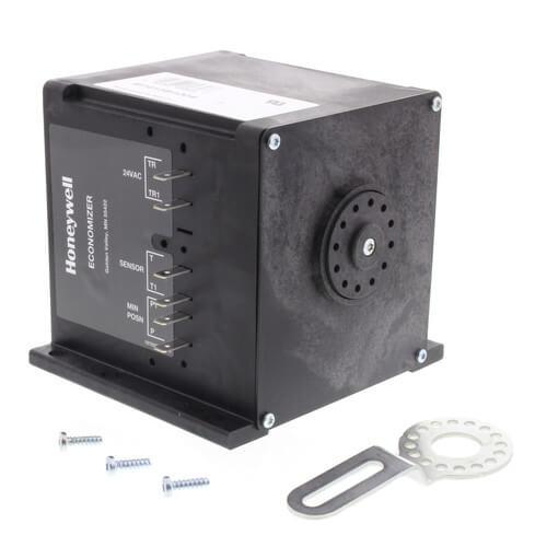 24 Vac Modulating Spring return-foot mounted motor, CW Product Image