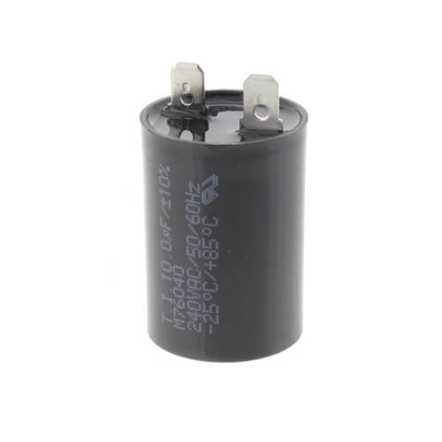 240V Round Capacitor, 10 MFD Product Image