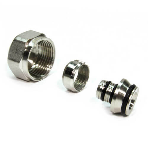 """5/8"""" PEX-AL-PEX to EK20 Loop Fitting Assembly Product Image"""