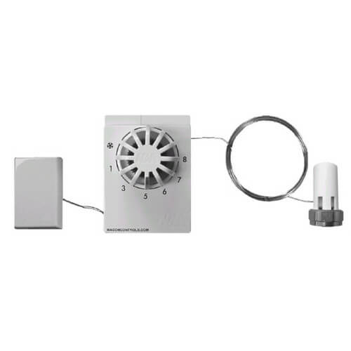 Thermostatic Operator with Remote Dial and Sensor (3021221) Product Image