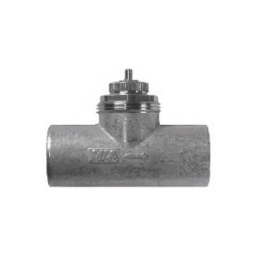 "1"" Sweat 1"" Sweat Straight Valve, 2.74 Cv (9000455) Product Image"