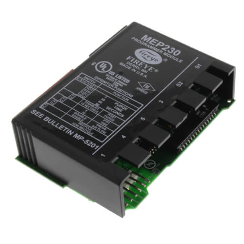 MicroM Non-Recycle & Recycle Programmer Module with Selectable Purge Product Image