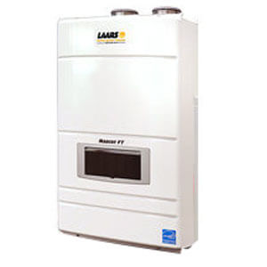 189,050 BTU Output Mascot FT High Efficiency, Wall Mount Heat Only Fire Tube Boiler (NG or LP) Product Image