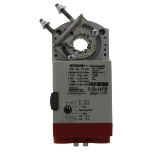 Modulating Floating Non-Spring Return Actuator, 88 lb-in Product Image