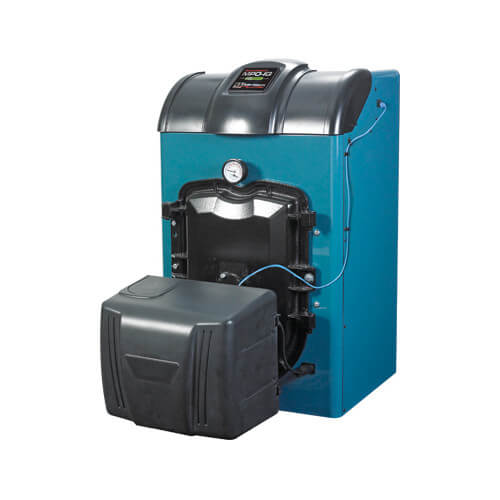 MPO-IQ147 112,000 BTU Output Oil Fired High Efficiency 3-Pass Boiler Product Image