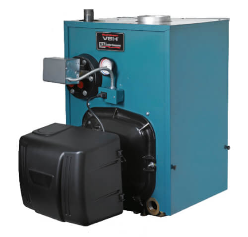MPO-IQ189B Series, 145,000 BTU Output, Energy Star Rated Oil Fired High Efficiency 3-Pass Boiler (No Burner) Product Image