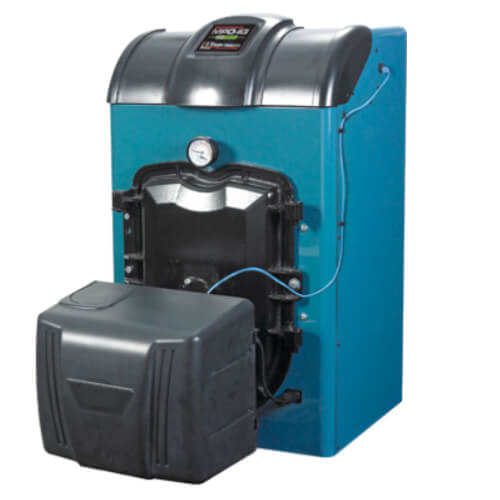 MPO-IQ84B 64,000 BTU Output, Energy Star Rated Oil Fired High Efficiency 3-Pass Boiler Product Image