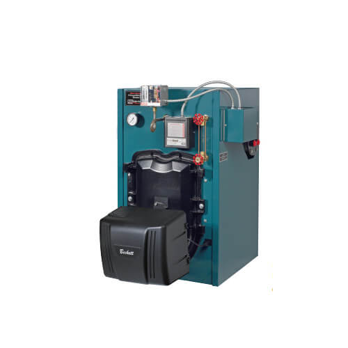MST629 151,000 BTU Output, 629 Sq. Ft. Steam Boiler w/o Tankless Coil (Oil) Product Image