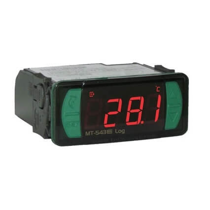 4 Stage Digital Controller with Alarm, Cyclical Timer, Serial Communication and HACCP (115/230v) Product Image