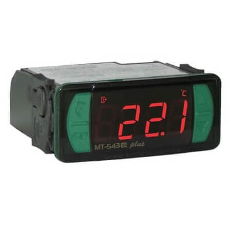 4 Stage Digital Controller with Alarm, Cyclical Timer, Serial Communication and Soak Function(115/230v) Product Image