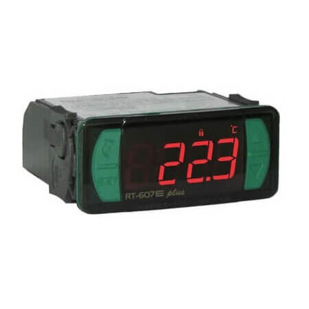 4 Stage Digital Controller with Alarm, Cyclical Timer, Serial Communication and HACCP (12/24v) Product Image