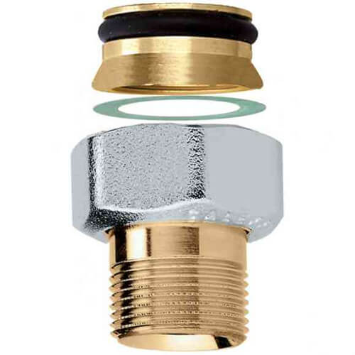 """1/2"""" NPT Male Connection Fitting Product Image"""