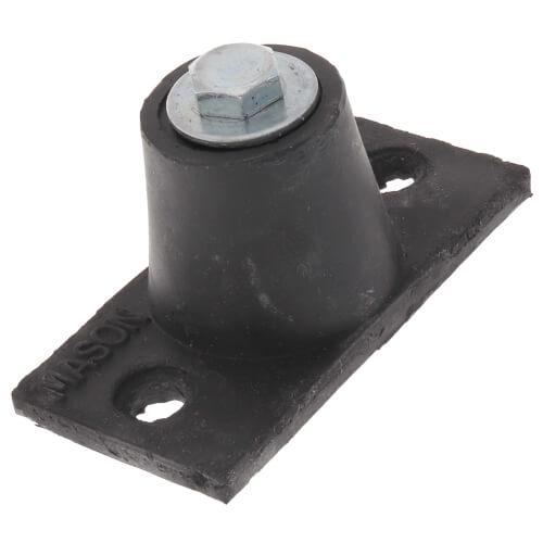 Double Deflection Neoprene Mount Vibration Isolator (30-75 lbs Capacity) Product Image
