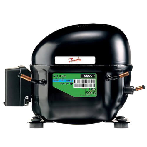 1101 BTU Compressor, 1/3 HP (115V) Product Image