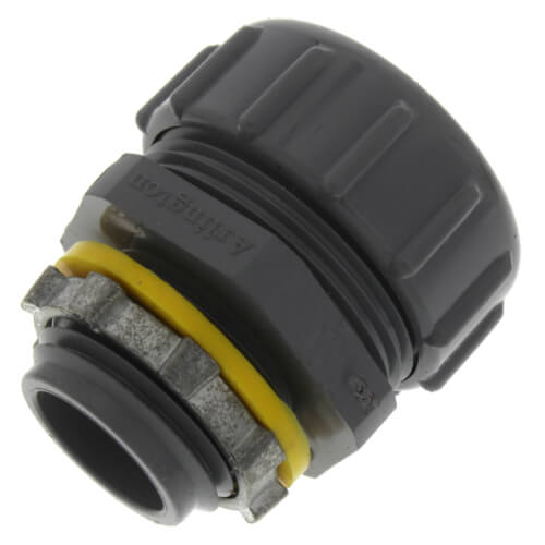 """1/2"""" Non-Metallic Straight Connector Product Image"""