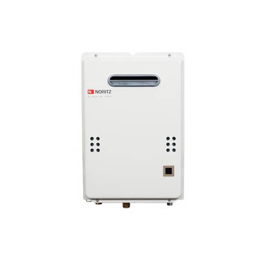 Nr501 Od Ng Noritz Nr501 Od Ng Nr501 120 000 Btu Outdoor Residential Tankless Water Heater Ng