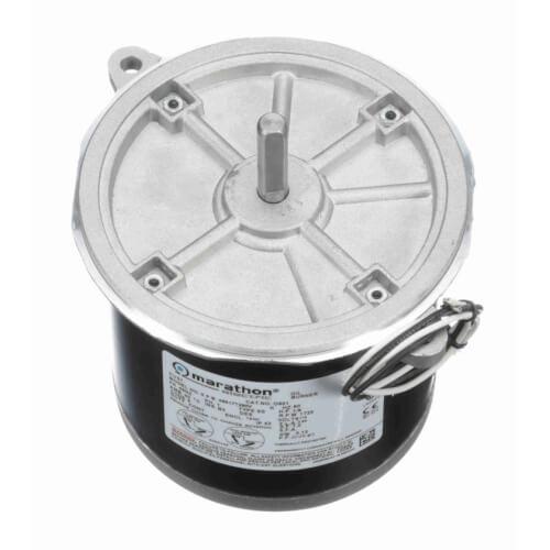 Oil Burner Motor- 1/6 HP, 1725 RPM, 1 PH (115 V) Product Image