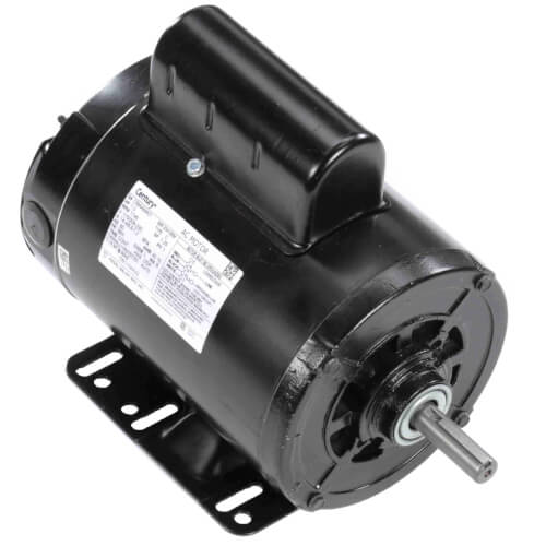 Capacitor Start ODP Rigid Base Motor, 2 HP, 1725 RPM (115/230V) Product Image